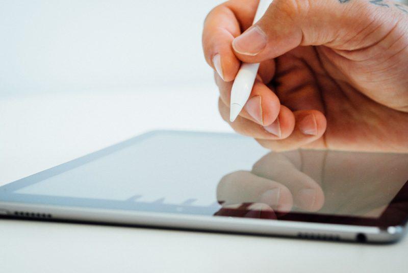 MOS Franken iPad Schule