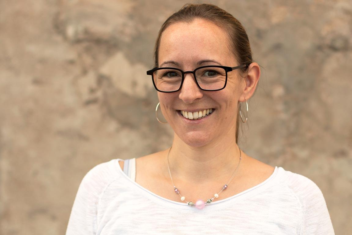 Daniela Wendicke Verwaltung MOS Franken