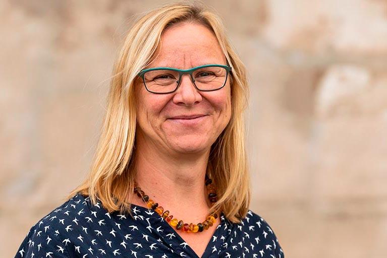 Stellvertretende Schulleitung MOS Franken Eva Schleicher